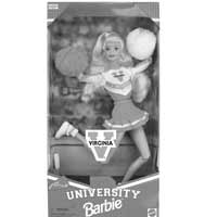 UVA Barbie