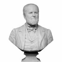 Bust of John B. Minor