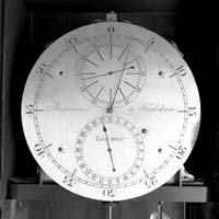 Sidereal Clock
