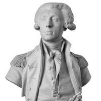 Bust of Lafayette
