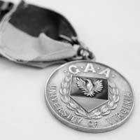 UVA Track Medal