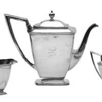 Newcomb's Tea Service