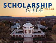 Find a Scholarship at UVA